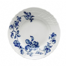 Richard Ginori Rose Blue Soup Plate 24cm